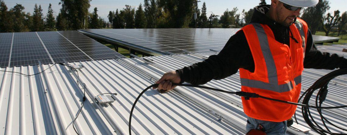 instalador enegia solar