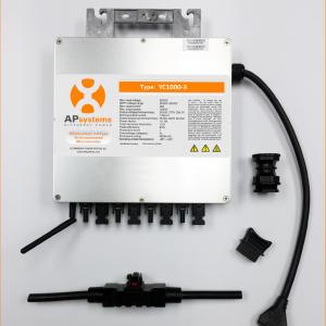 Apsystems Yc1000 cabos e conectores