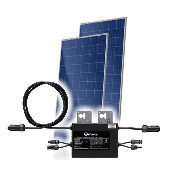 Kits Solares Micro Inversores