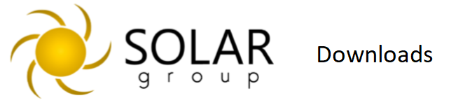 solar group downloads