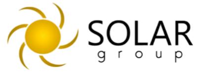 solar group estruturas