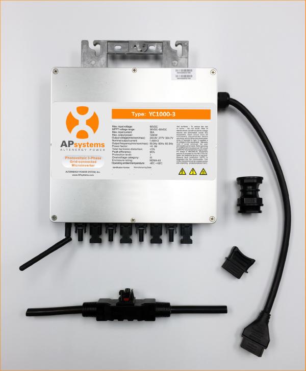YC1000 APsystems KIT SOLAR