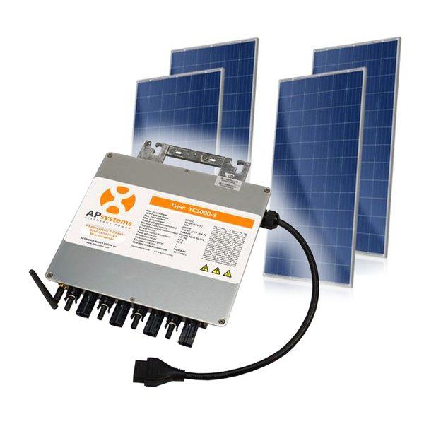 Kit Solar Yc1000