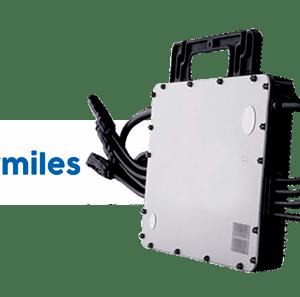 Microinversores Hoymiles MI-1200
