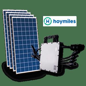 Kit Solar Hoymiles MI 1200