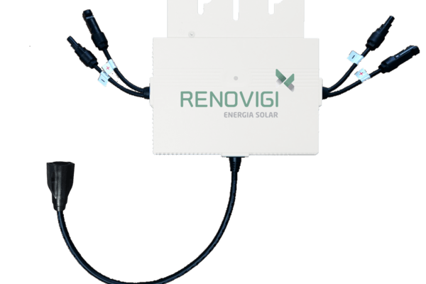 Micro Inversor Renovigi Reno500 Slave