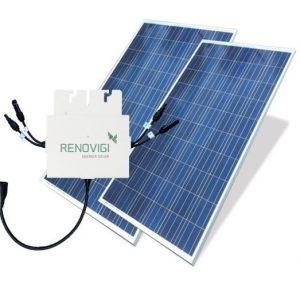 Kit Solar Renovigi Risen 330Wp